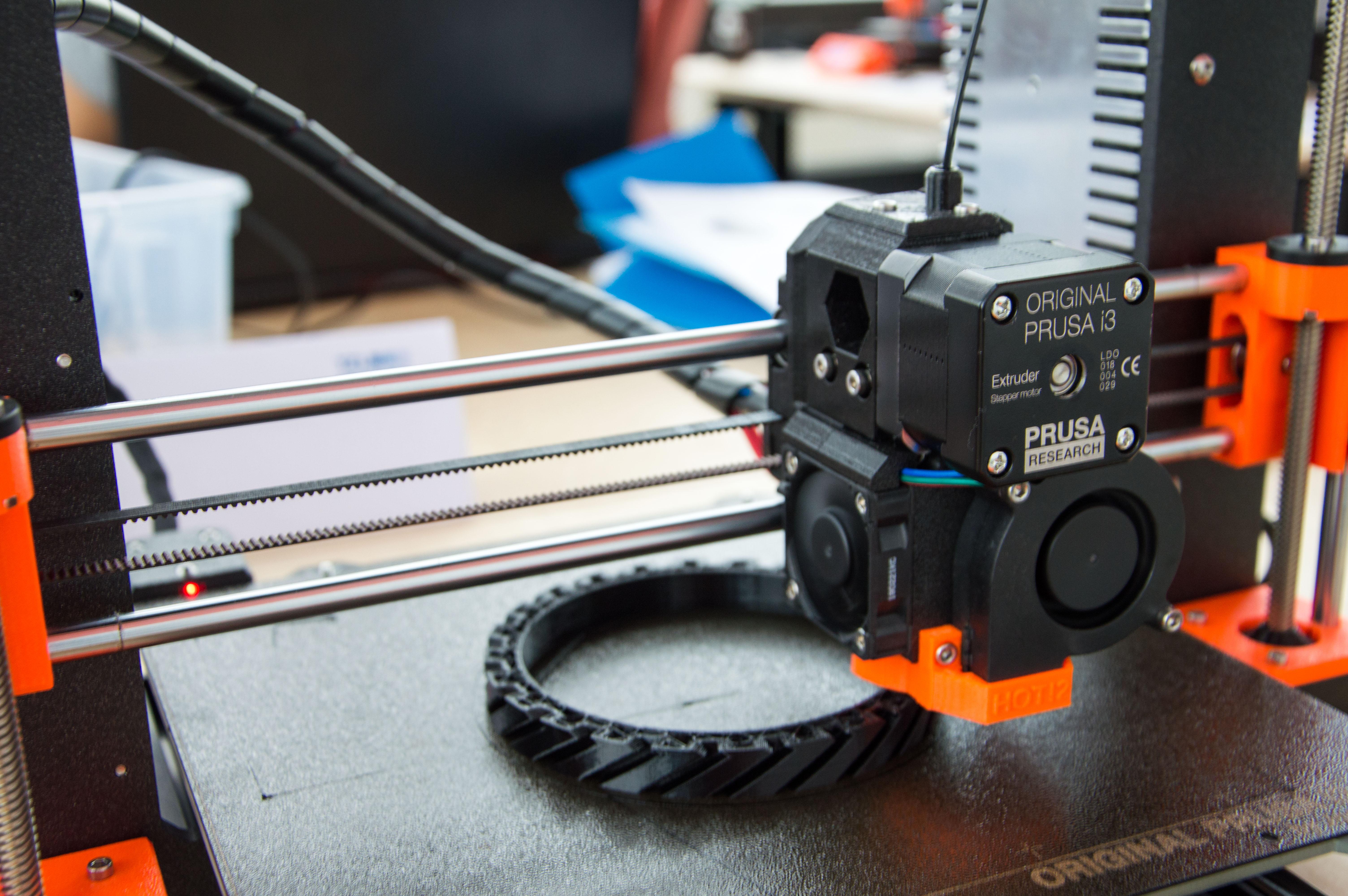 TZL Akademie 3D-Druck-Workshop