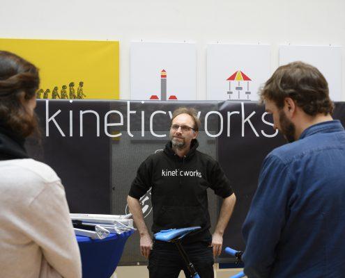 Kineticworks Eric Bahr