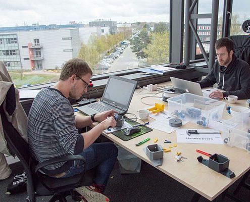 TZL WeDSGN Coworking