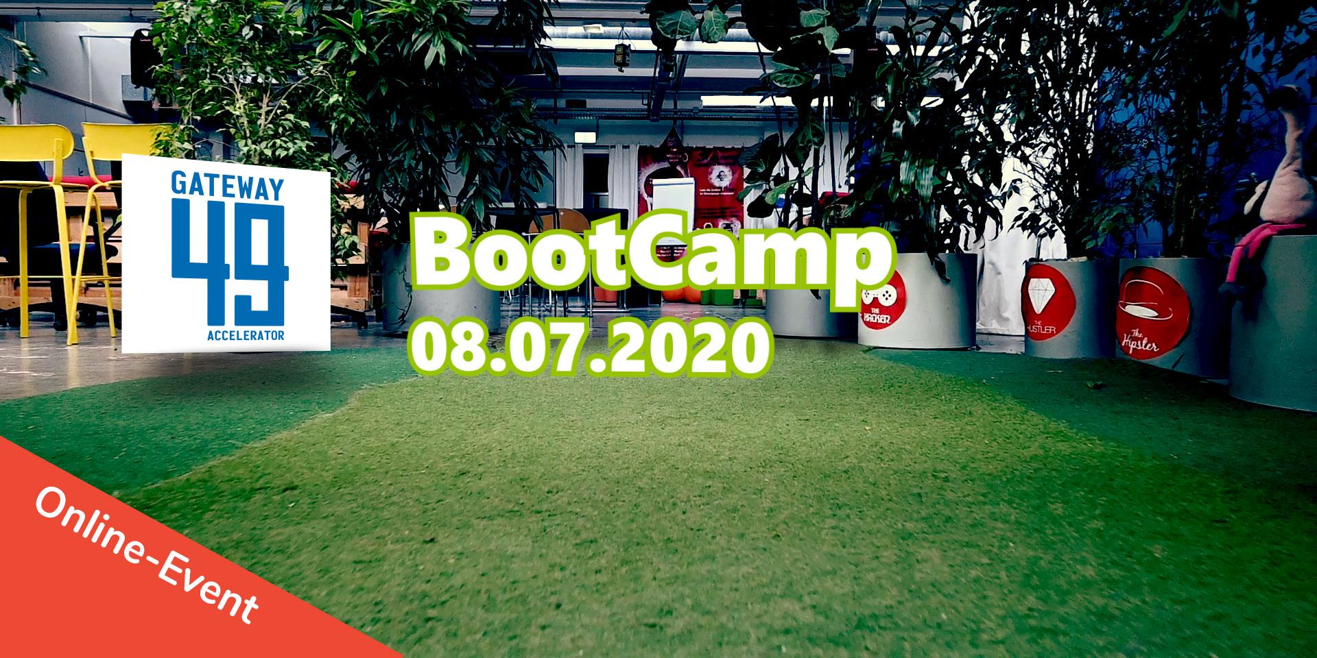 GATEWAY49 Bootcamp 2020
